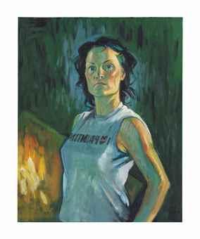 Delia Brown-Yo Picasso-2005