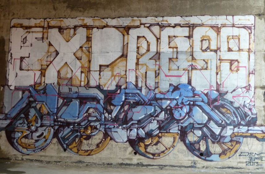 Dem189 -L-Orient Express, 2013