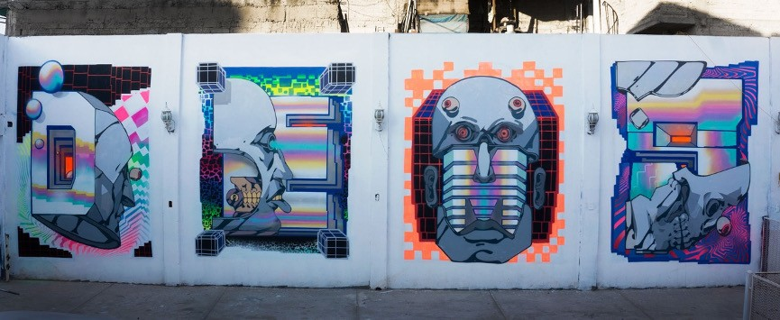 Demsky333 x SmitheOne - Multi Blocks - Mexico, 2015