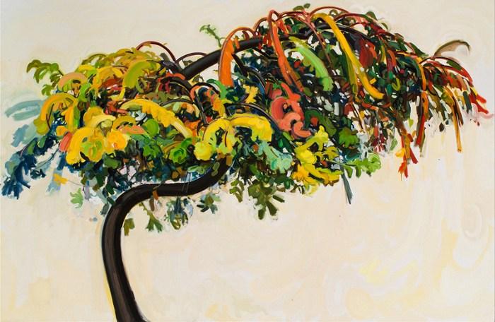 Dena Lyons - Hope, 2010, photo credits - Dena Lyons, painting
