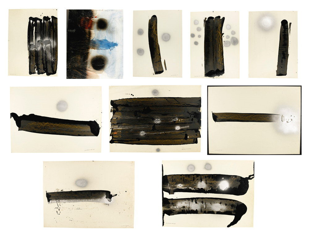Denis Bowen-10 Studies-1969