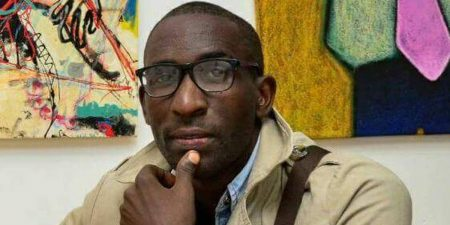 Denis Mubiru - portrait