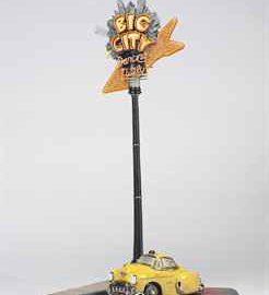 Dennis Clive-Big City Taxi-1989