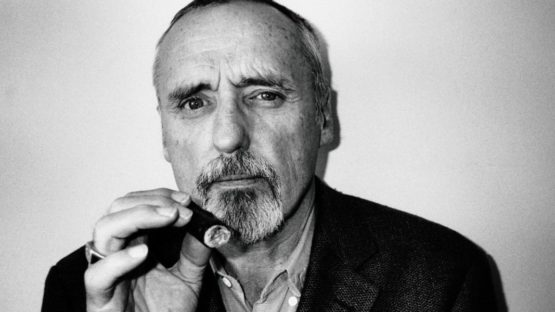 Dennis Hopper - Photo of the artist - Image via pinterest Contact James for privacy and view rules View