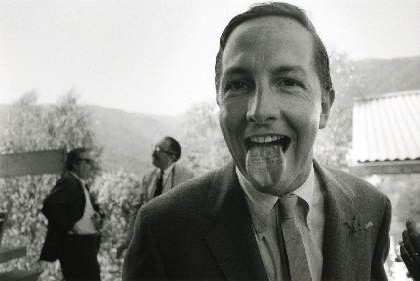 Dennis Hopper - Robert Rauschenberg View, 1966 - Image via paddle8com