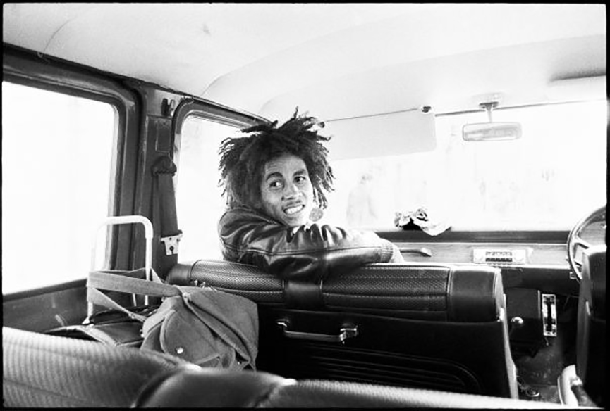Bob Marley photography