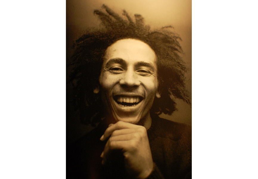 Bob Marley photo