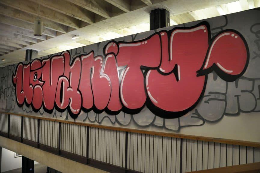 Deno Graffiti