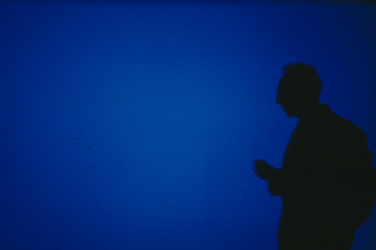 Derek Jarman - Blue