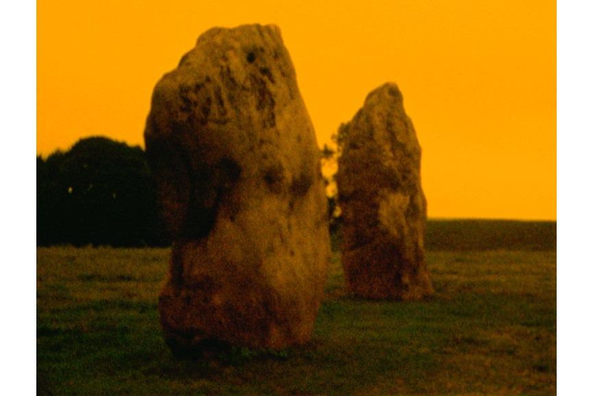 Derek Jarman - Journey to Avebury