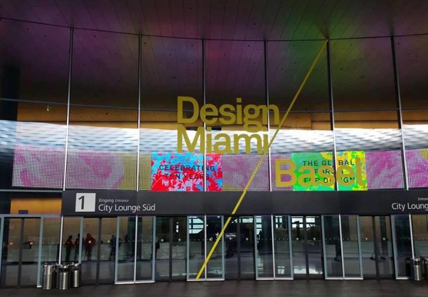 Design Miami Basel 2015 Basel Switzerland