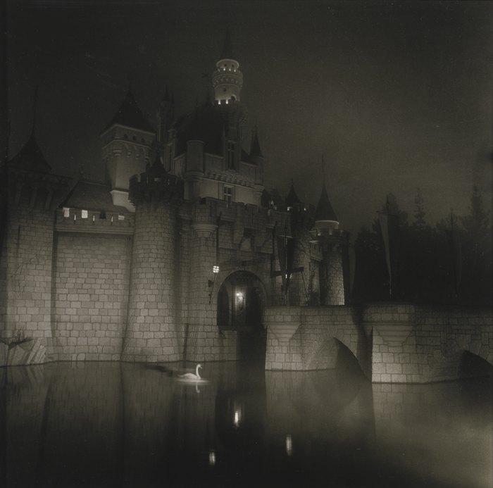 Diane Arbus-A Castle In Disneyland Cal.-1962