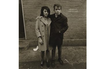 Diane Arbus's Iconic American Portraits