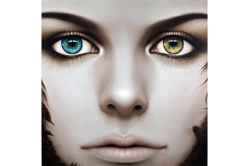Machiko Edmondson unix gallery new york art exhibition hyperrealism