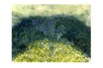 Diego Rivera - Hills of Cordoba, 1931