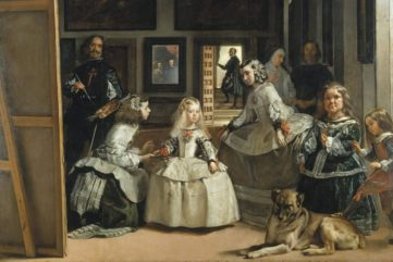 The Reality and Illusion of Las Meninas by Diego Velazquez