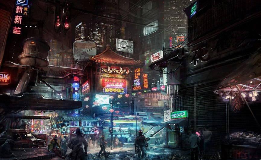 Digital Urban Art