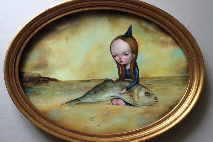pop surrealism shows