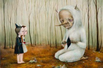 pop surrealism shows