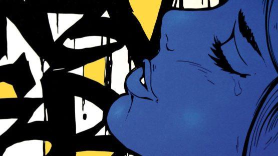 Dizer - detail of an artwork