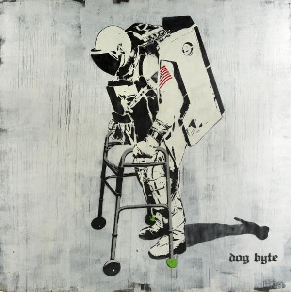 Dog Byte-Space Race-2013