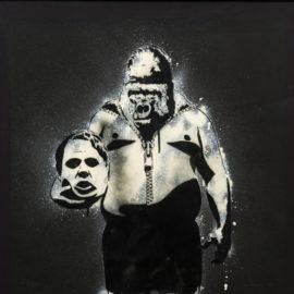 Dolk-The Ape-2009