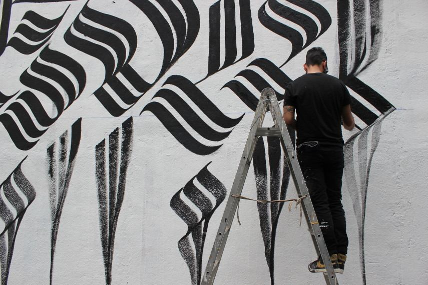 Domenico Romeo - Reflects (work in progress) - Monza, 2014 - © Grauen Studio