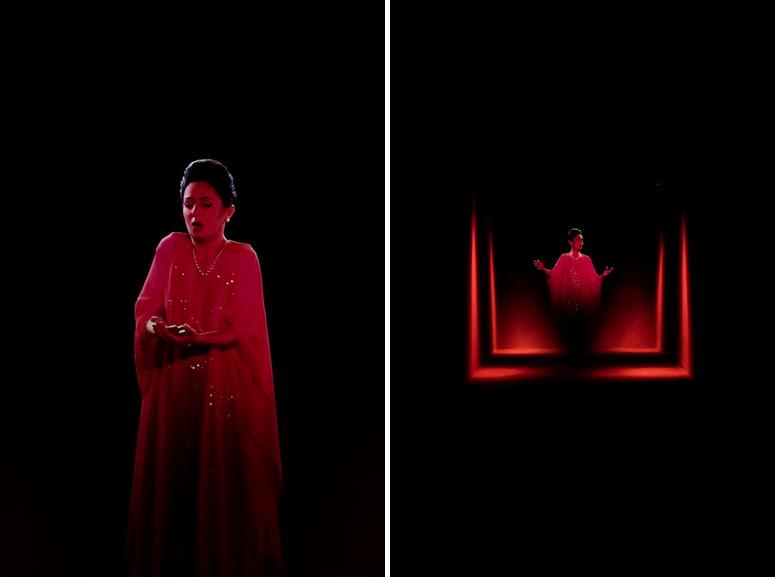 Dominique Gonzalez-Foerster - Opera
