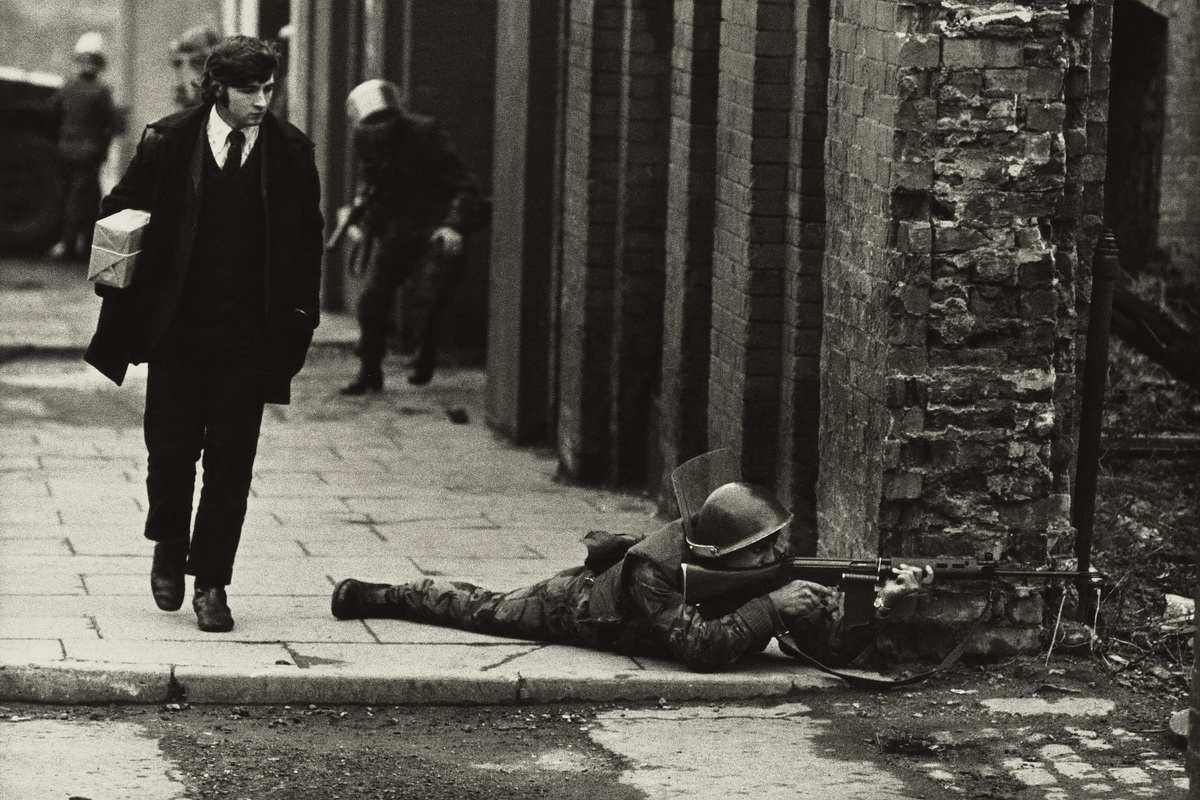 Don McCullin - Londonderry