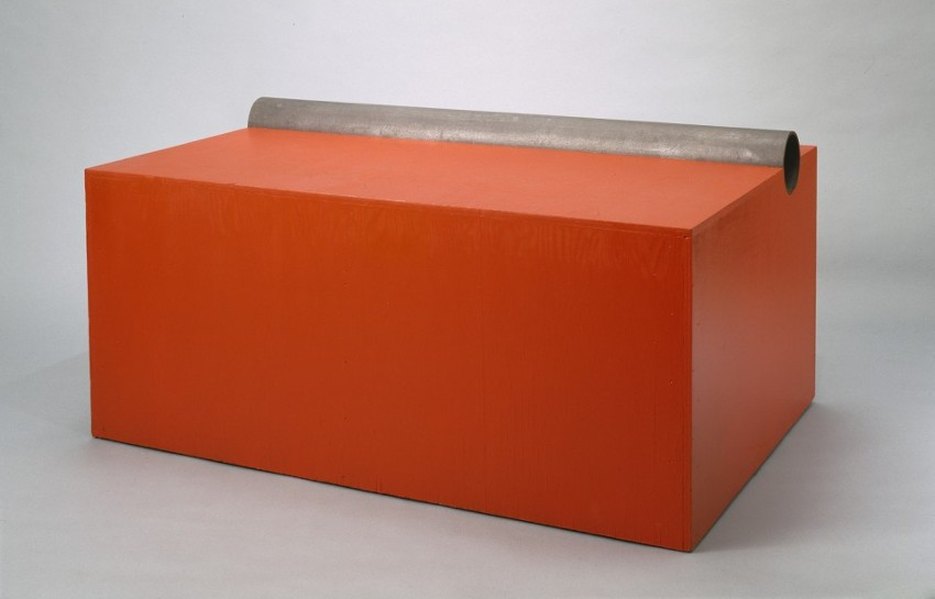 Donald Judd press