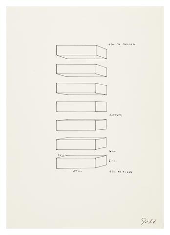 Donald Judd-Untitled-1969