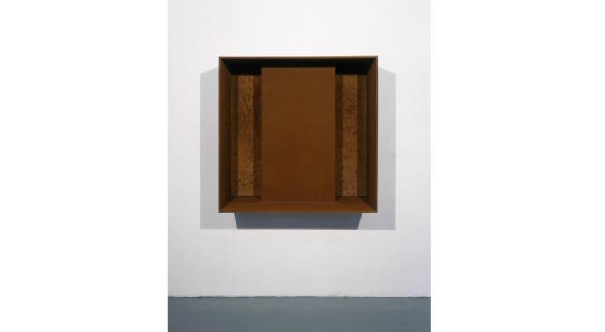 Donald Judd exhibition