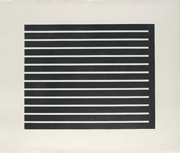 Donald Judd-Untitled: one plate-1980