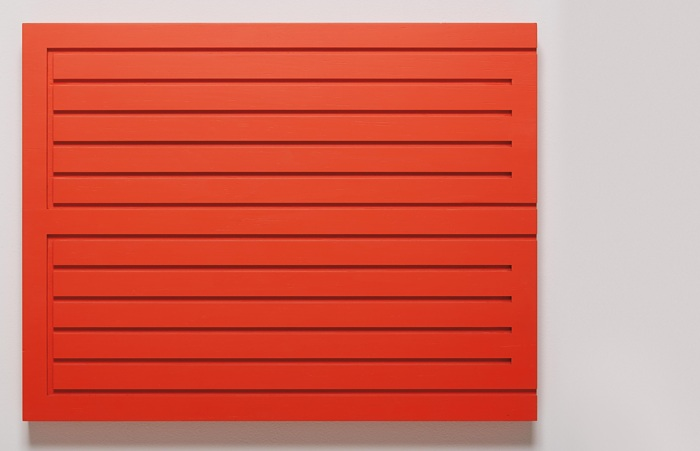 Donald Judd-Untitled (woodblock, 89-32)-1989