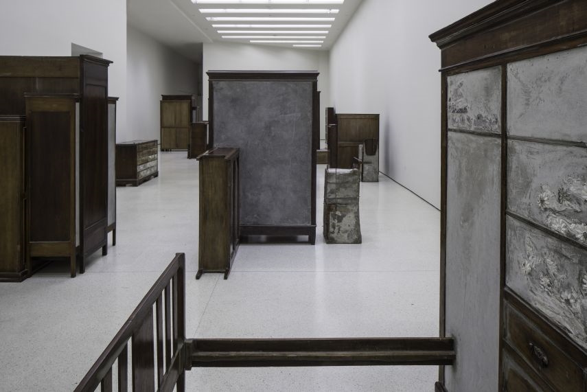 Doris Salcedo_Untitled 98