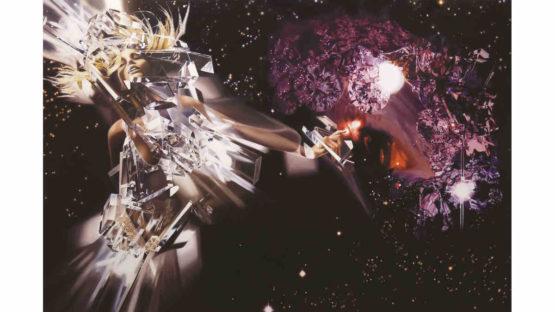 Doro Hofmann - Far into Chaos the World Unborn