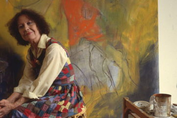 Dorothea Tanning - Photo of the artist - contact the new home for women