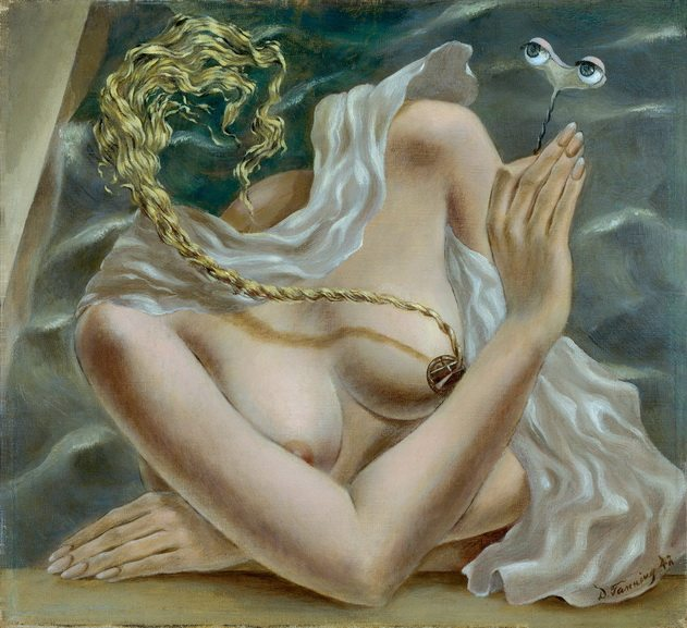 Dorothea Tanning - Voltage