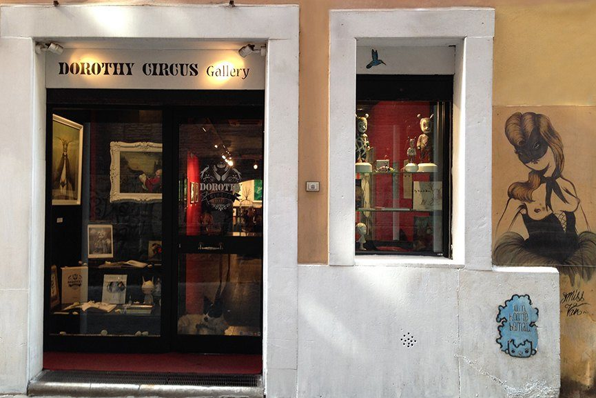 Dorothy Circus Gallery Italy