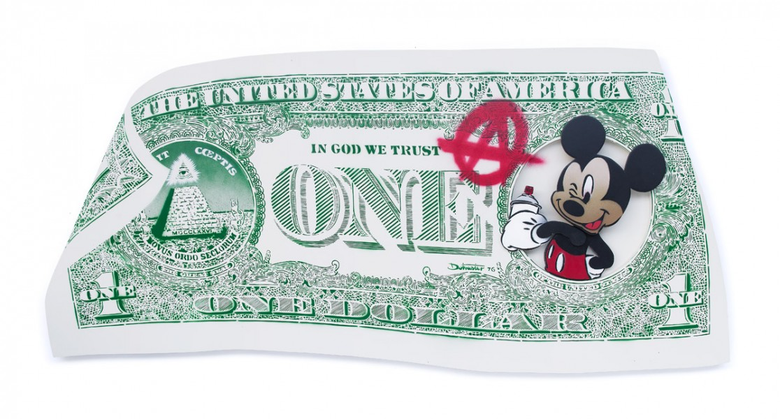 Mickey Mouse Money