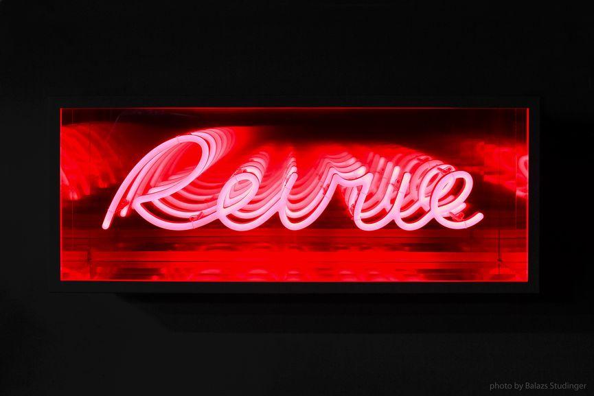 Douglas Gordon - Revue, 2018