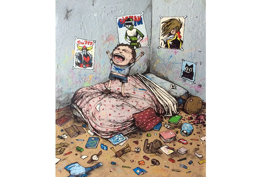 dran exhibition
