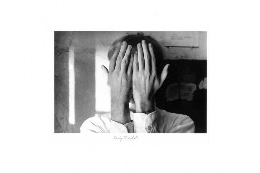 Duane Michals - Andy Warhol