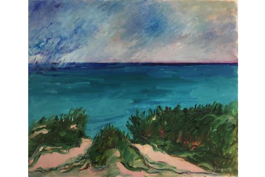 Duncan de Kergommeaux - Lake Huron, 1986