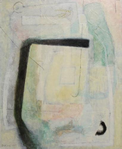 Durant-Abstract Composition-1987