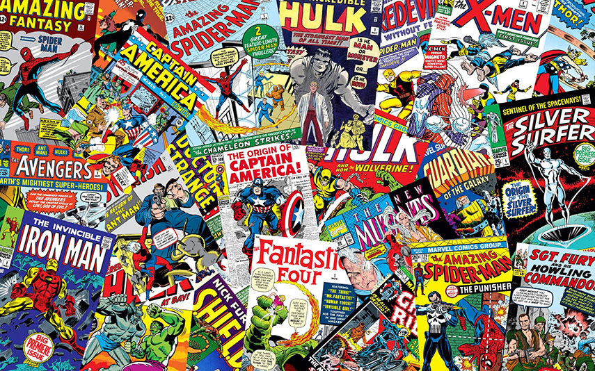 Comic Book Art From A Cultural Phenomenon To Collectable Art