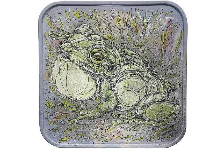 Dzia - Froggy, 2016