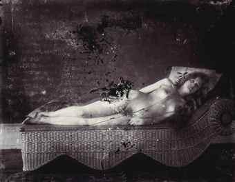 E.J. Bellocq-Storyville Portrait, New Orleans, LA-1912