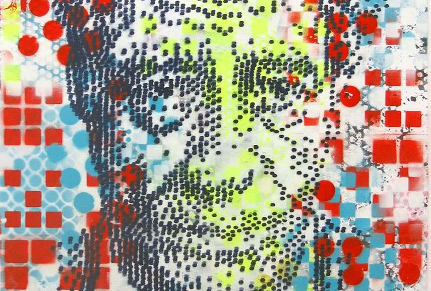 stencils exhibition