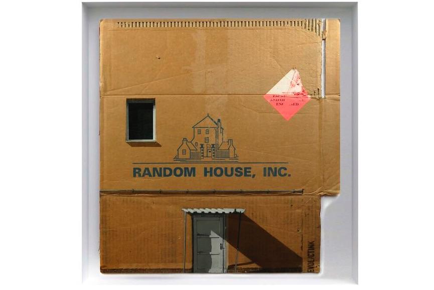 EVOL - Random House #1 of Nalepastrasse, 2018